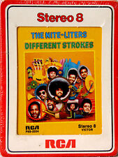 THE NITE-LITERS Different Strokes NEW SEALED 8 TRACK CARTRIDGE