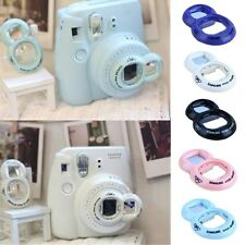 Mini7s 8 Camera Film For Fuji Instax Rotary SelfShot Mirror Close-up Lens #B