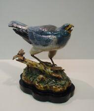 Statue Figurine Busard Oiseau Animalier Style Art Deco Style Art Nouveau