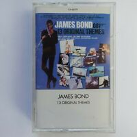 James Bond 13 Original Themes (Cassette)