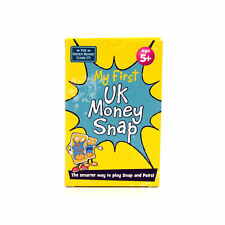 Money Snap UK Pounds Pence Card Game for Kids Age 5+ Memory Game
