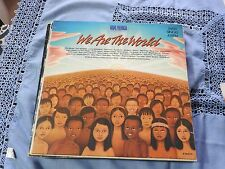 """USA For Africa - We Are The World (12"""", Maxi)"""