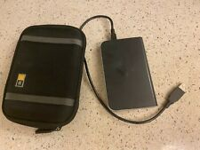 WD My Passport 250 GB External Hard drive - includes case