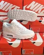 NIKE AIR MAX 90 SIZE 10  ESSENTIAL WHITE  MENS TRAINERS...UK SIZE 10