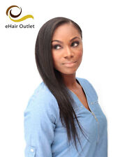 "Malaysia Straight Hair Extension Bundle 12"" 8A 100% Real Human Hair Extension"