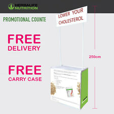 Herbalife Promotional Display Stands -Popup/Exhibition Stand_Lower Cholesterol