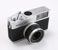 KONICA AUTO S 261, 42/2.8 HEXANON, USES 126 FILM, PROBLEMS, AS-IS/202099