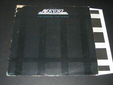 Alcatrazz [Vai, Bonnet etc] Disturbing The Peace (Capitol Vinyl LP-1985 + Inner)