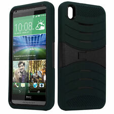 uBLACK/BLACK Phone Case Cover For HTC Desire 816