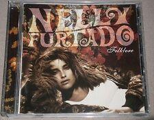 Nelly Furtado - Folklore (2003) CD ALBUM
