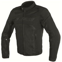 Dainese Men's Air Frame D1 Mesh Motorcycle Jacket Black Size 54 EU