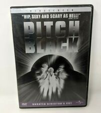 Pitch Black (Dvd, 2000, Unrated Director's Cut, Widescreen) Vin Diesel Fp20