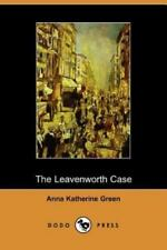 The Leavenworth Case by Anna Katherine Green (2005, Paperback)
