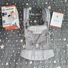Ergobaby Adapt COOL AIR MESH Babytrage-Bauchtrage/Rückentrage/Seitentrage TOP!!!