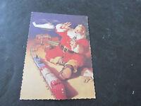 Carte Postale Publicité D'Origine Coca Cola Marry Christmas Happy Nouveau Year