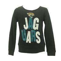 Jacksonville Jaguars Youth Size NFL Official Girls Long Sleeve Sweatshirt New
