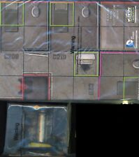 HEROCLIX   BATMAN NO MAN'S LAND OP-KIT 1 R100 UTILITY BELT  + MAP