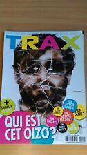Trax 119 - Mr Oizo / Justice / Grace Jones / Dave Clarke + sampler comme neuf