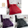 Luxuries GOODNIGHT Printed Reversible Duvet Quilt Cover+Pillow Case Bedding Set