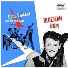 Capitol LP Vinyl Records Gene Vincent