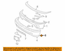 ( 1 ) RETAINER - PUSH PIN GENUINE GM 14093088