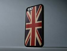 CARVED Union Jack Print Real Wood Case for iPhone 6 - Traveler Wooden Cover