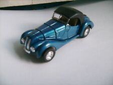 BMW Oldtimer 1936 Modellauto / Spielzeugauto  Metall  mit Rückzug Motor