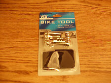 VIA 11 in 1 Folding Bicycle Tool Kit....Case included....Bike....Trusted Seller