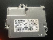 RENAULT CLIO MK3 AIRBAG MODULE ECU 8200645161