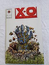 X-O Manowar #10 (Nov 1992, Acclaim / Valiant) Vol #1 Vf+