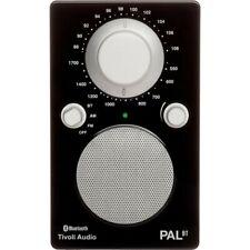 Tivoli PAL BT Portable Audio Laboratory Tabletop Radio - Gloss Black / White