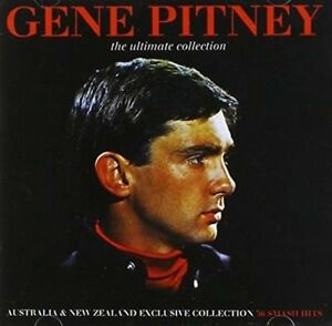 GENE PITNEY The Ultimate Collection 2CD BRAND NEW Fanfare 36 Track Compilation