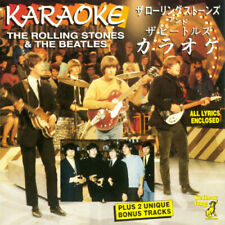 The Rolling Stones and The Beatles – Karaoke - CD 1993  Yellow Dog Records