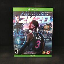 NBA 2K20 Legend Edition (Xbox One) BRAND NEW  / Region Free