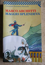 Marco Archetti - Maggio splendeva - SPEDIZIONE €5 PER ACQUISTI MULTIPLI