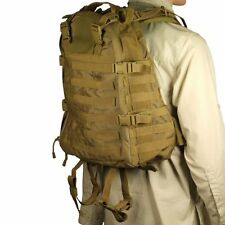 New Bulle Tan MOLLE Webbing Tactical Pack 20l Daypack Bug Out Bag