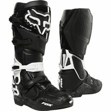 Fox Racing Instinct X Boots - Black/White, All Sizes