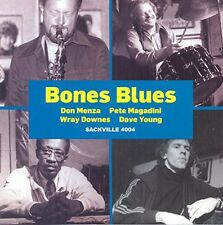 Bones Blues - Pete Magadini (2014, CD NEUF)