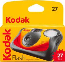 3x Kodak Flash Single Use Camera. 27 Exposures. Capture your memories! exp 06/20