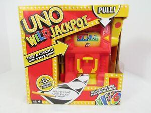 UNO Wild Jackpot MATTEL Games UNO WILD JACKPOT 2015