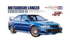 Tamiya 24213 1/24 Scale Model Sport Car Kit Mitsubishi Lancer Evolution VI Evo 6