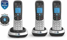 BT 2200 TRIO DIGITAL CORDLESS HOME PHONE WITH SPEAKER PHONE & CALLER DISPLAY