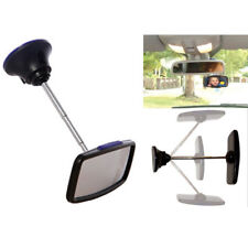 Deluxe Baby Car Mirror 360° Adjustable Child Safety Seat Rear Facing Clear View