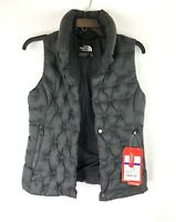 The North Face, Women's Black Quilted Vest, Size Extra Small