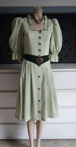 German Austrian Trachten Summer Dress 10