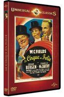 Le Cirque en folie - DVD NEUF