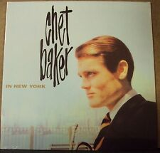 CHET BAKER In New York LP SEALED reissue DOL jazz import Paul Chambers Joe Jones