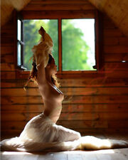 """Art Nude Woman Color  Glossy Photo Paper 8""""x10"""" (37)"""