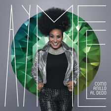 Aymee Nuviola - Como Anillo Al Dedo [New CD] Digipack Packaging