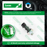 Oil Pressure Switch fits OPEL CORSA B, C 1.0 1.2 1.4 96 to 09 Lucas 1252555 New